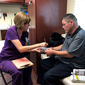 Mobile clinic helps underserved in Jacksonville | Ascension